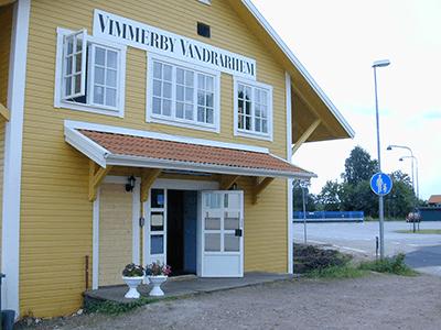 Vimmerby Vandrarhems framsida