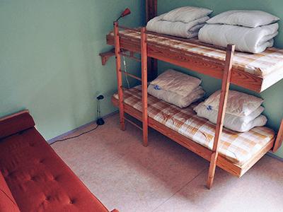 Rum hos Vimmerby Vandrarhem